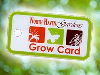 North Haven Gardens Grow Card Membership
