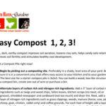 Compost 1-2-3
