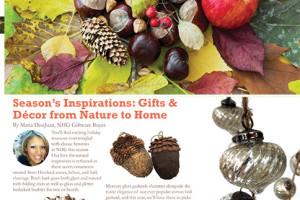 Garden newsletter at North Haven Gardens