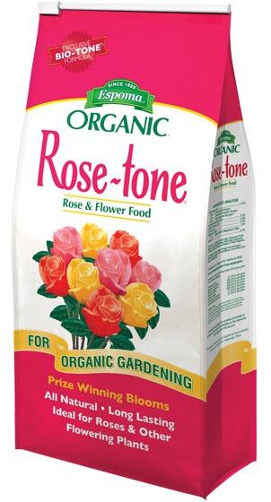 Espoma Rose-Tone at North Haven Gardens