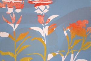 Phlox Blue by Kristin Markham