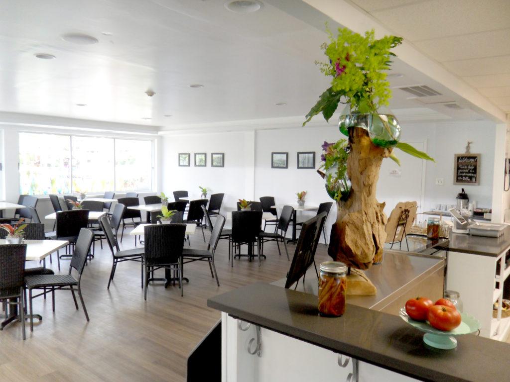 The Café at NHG