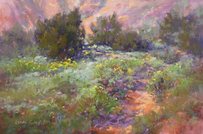 Palo Duro Spring by Lynda Conley