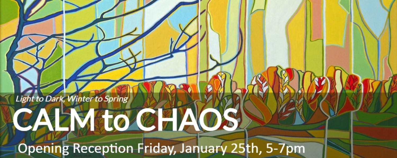 Calm to Chaos Banner 1