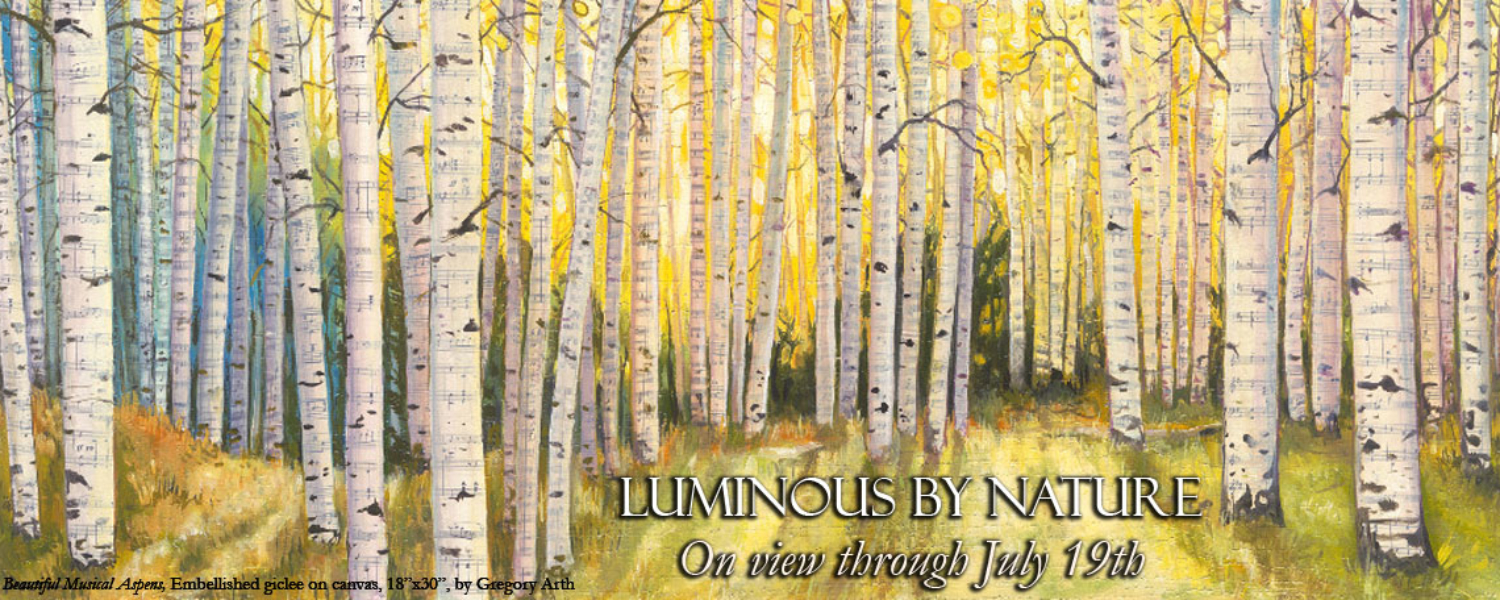 luminous by nature On View